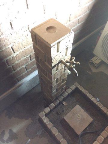 立水栓配管
